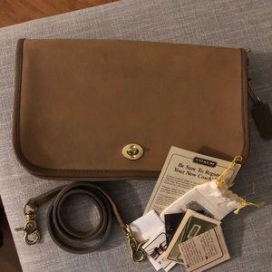 Coach Vintage Convertible Clutch